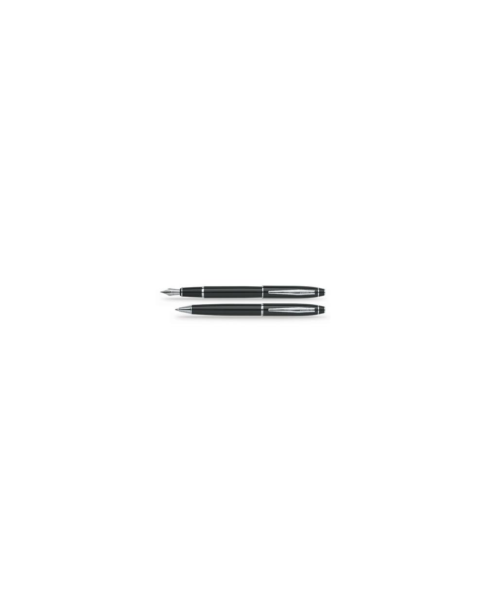 К-кт Scrikss писалка и химикалка 35 Black в кутия лукс