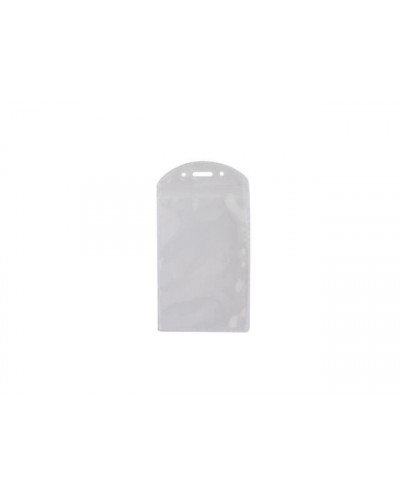 Бадж джоб, PVC, 90х65 мм, вертикален
