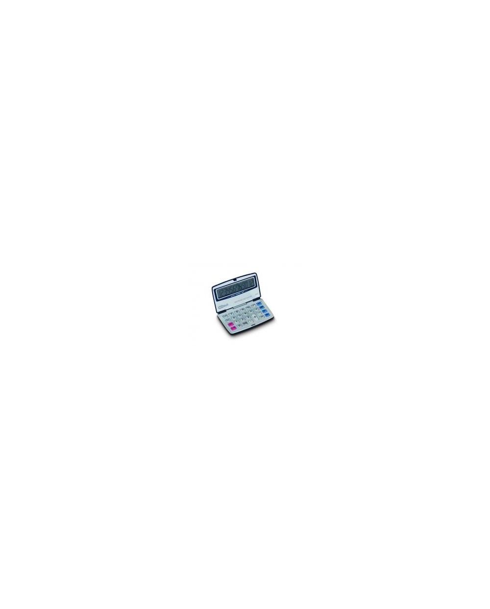 Калкулатор MAS, 12 разр., 94x62 мм, сгъваем джобен