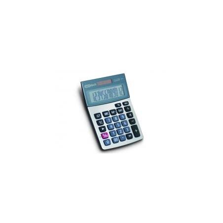 Калкулатор MAS, 12 разр., 146x104 мм, метален панел
