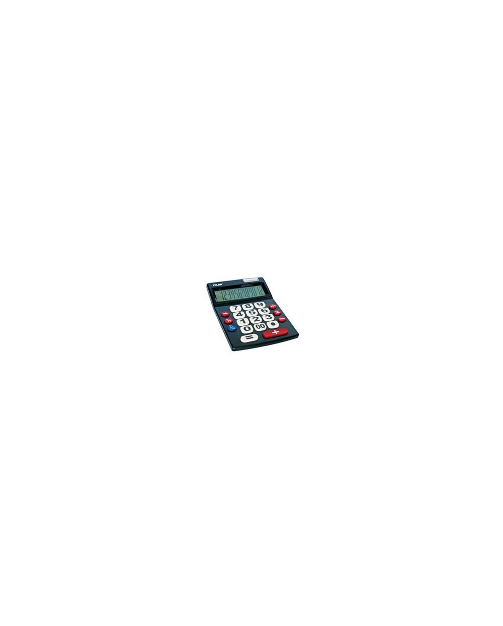 Калкулатор MILAN, 12 разр., 187x135x38 мм, големи бутони