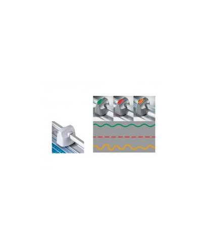 Режеща глава DAHLE к-кт 4 приставки, за тример 507, 508