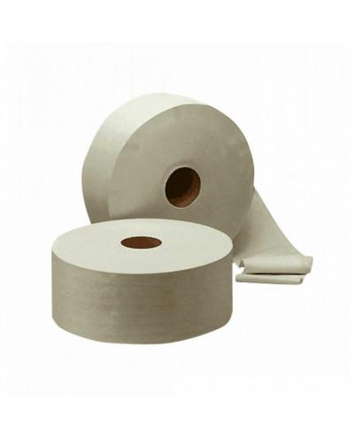 Тоалетна хартия Mini Jumbo, 3 пласта, 400 гр., рециклирана
