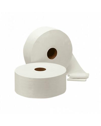 Тоалетна хартия Mini Jumbo, 3 пласта, 400 гр., 100% целулоза
