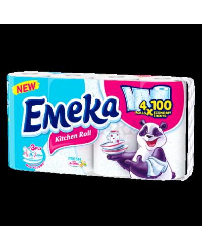 Кухненски ролки Емека, 4 бр.