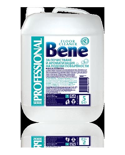 Препарат за под Bene Floor Professional, 5 литра