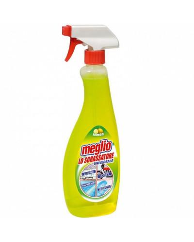 Обезмаслител с помпа Meglio Lemon, 750 мл.