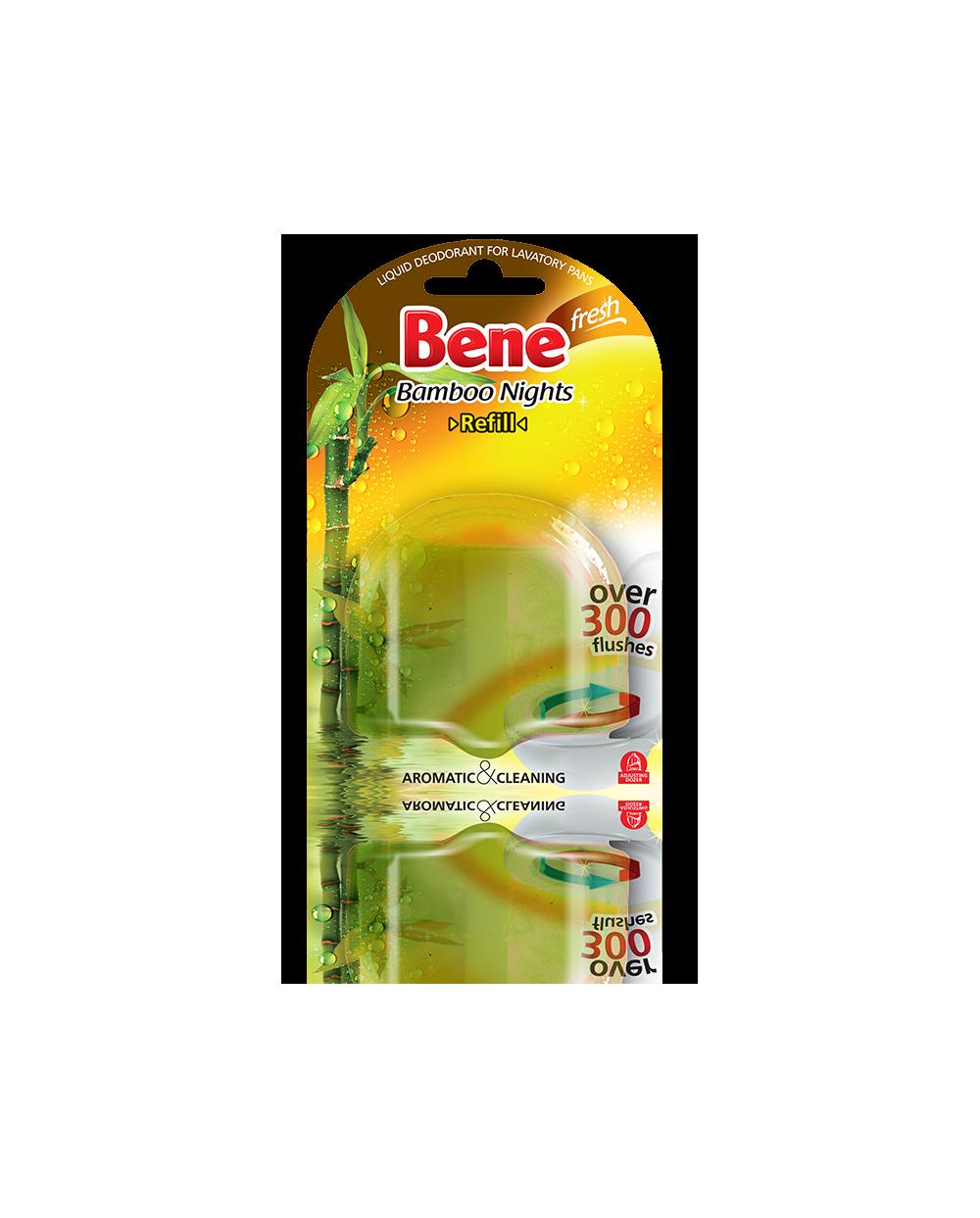 Ароматизатор гел Bene Fresh WC - пълнител