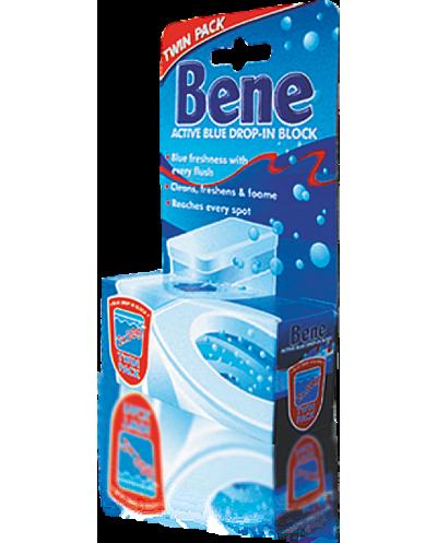 Aктивно блокче за WC Bene 2x50гр.