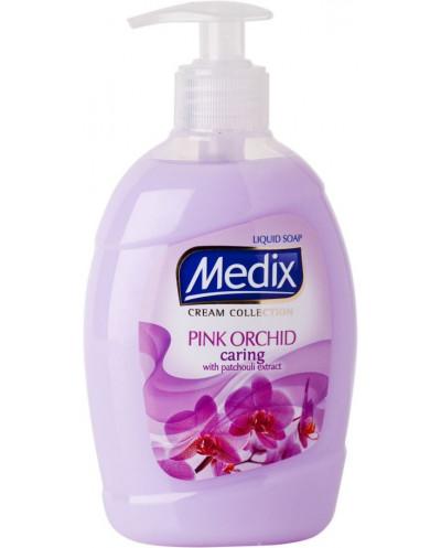 Течен сапун Medix с помпа, 400 мл.