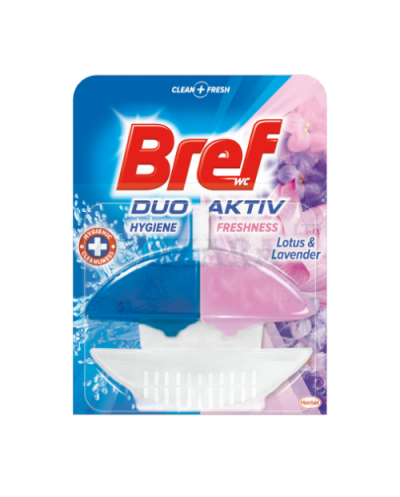 Ароматизатор гел BREF Duo Aktiv