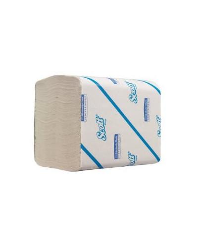 Тоалетна хартия на пачки Scott 36, 250 листа