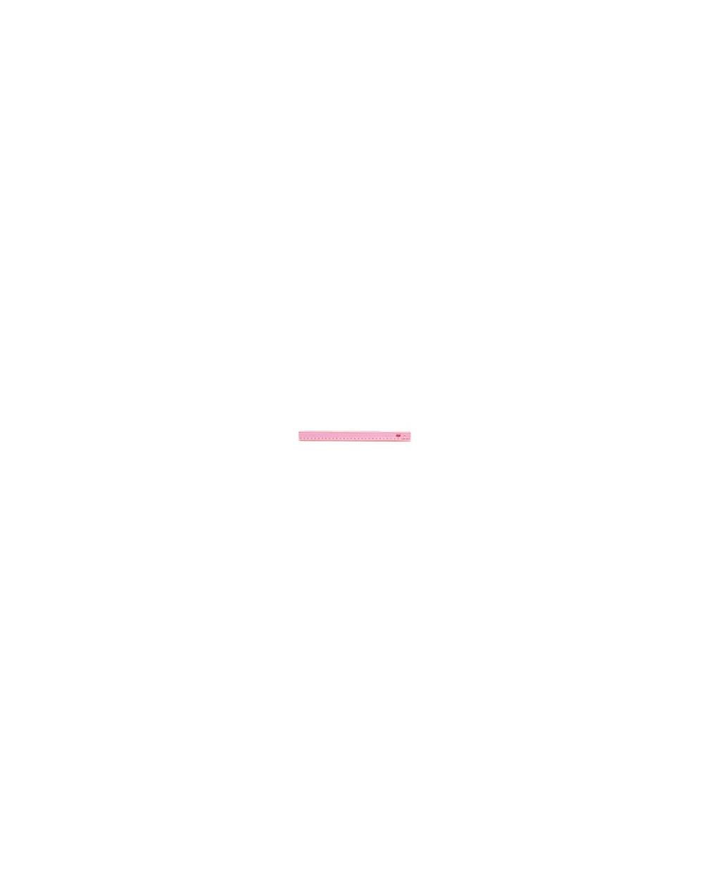 Линия прозрачна HATAS, неон, 30 см, ширина - 27 мм