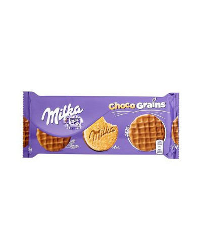Бисквити Мilka Choco Grains 126гр.