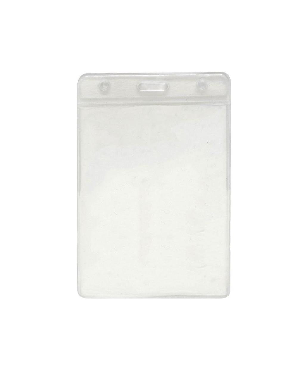 Бадж джоб, PVC, 85 x 123 мм, вертикален
