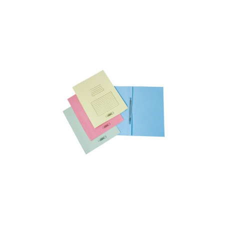 Папка цветен картон с машинка, SPREE, А4, 25 бр.