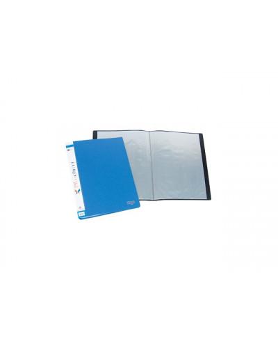 Папка с 60 джоба EuroOffice, А4, PVC