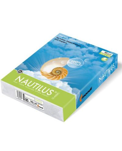Рециклирана копирна хартия Nautilus Classic