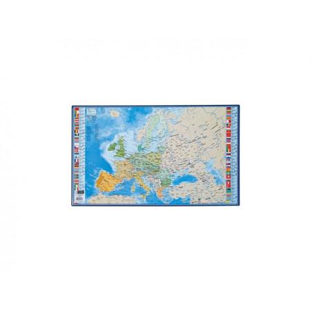 Подложка VIQUEL за бюро 595x365 мм, Европа, PVC