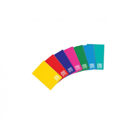 Тетрадка BLASETTI, A4 UV One Color шита, 42 л.каре, 80 г/м2