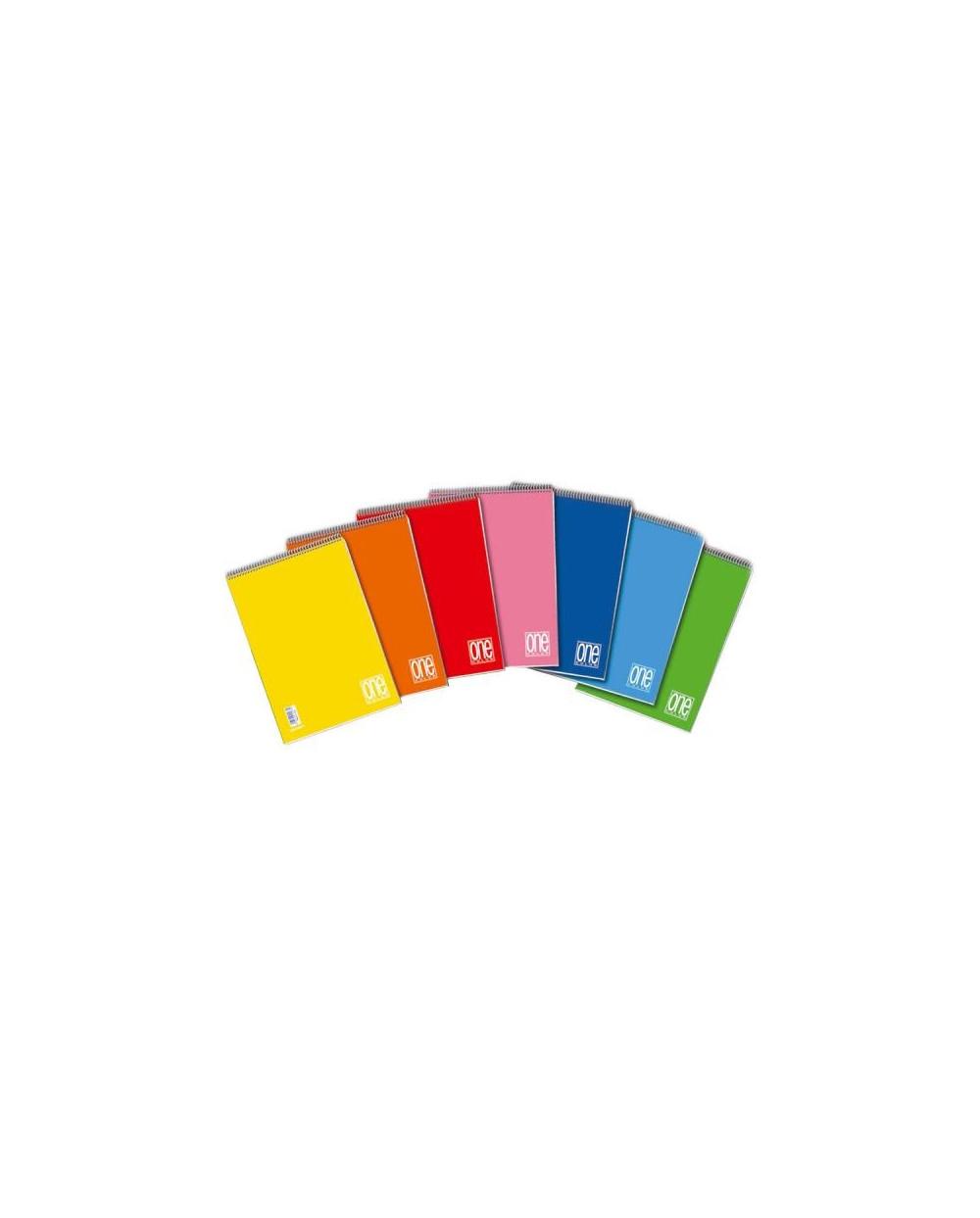 Бележник спирала BLASETTI, One Color, А4, 60 л.5х5, 60 г/м2
