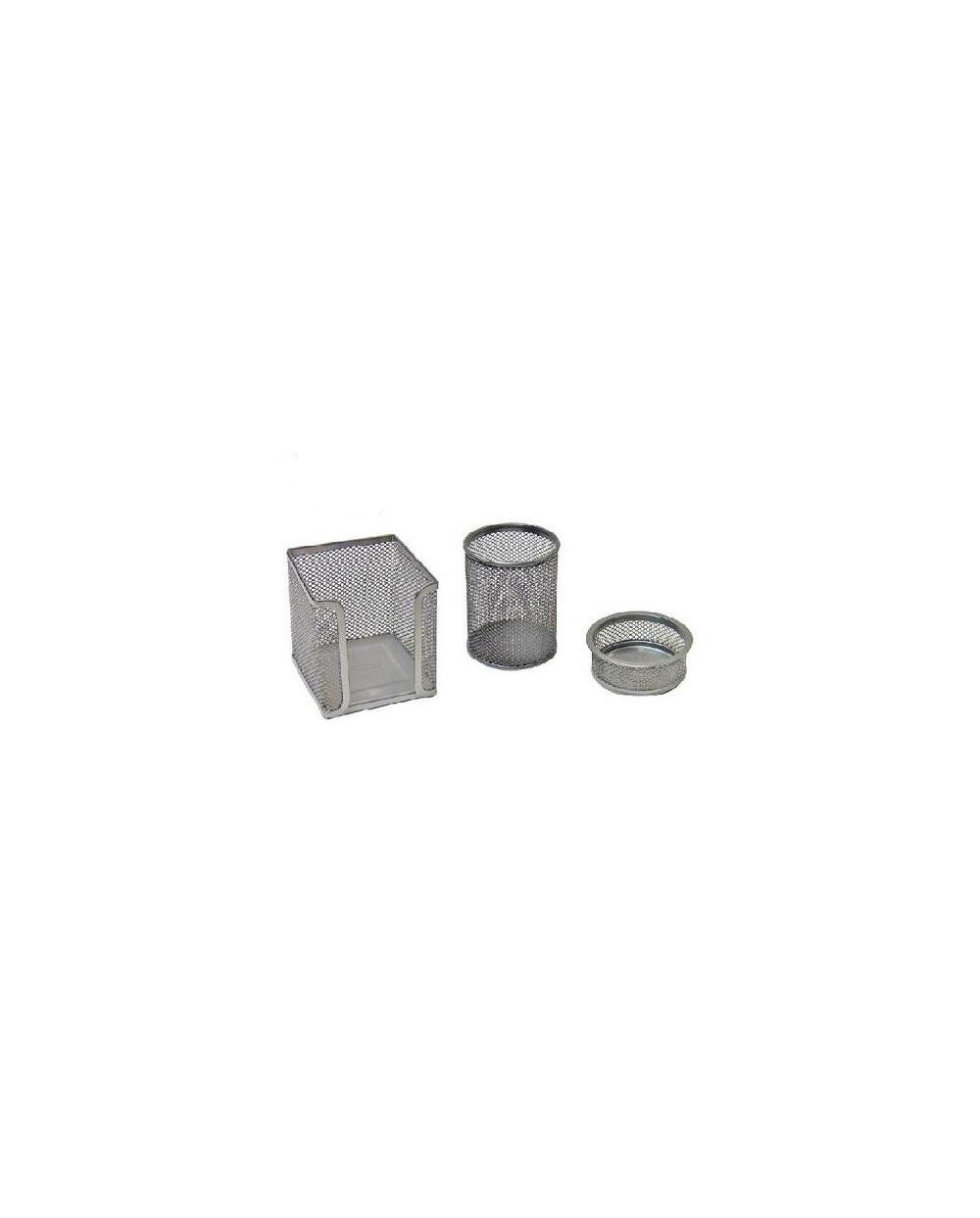 Комплект MAS метална мрежа, 3 части, сив