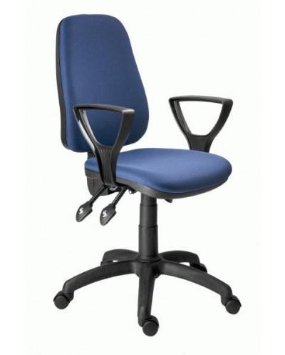 Офис стол 1140 ASYN + подлакътници BR 25