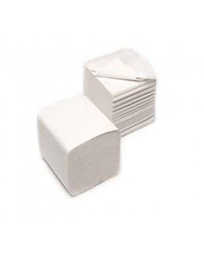 Тоалетна хартия на пачка, 200 листа, целулоза