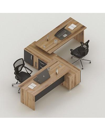 Двойно работно бюро