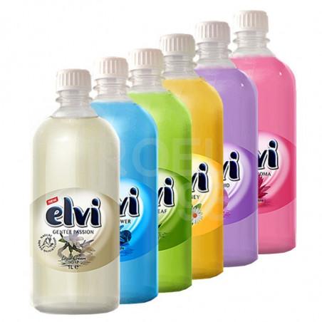 Течен сапун ELVI, пълнител, 1000 мл.