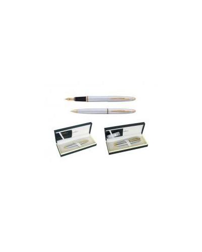 Химикалка 88 Knight Gold Chrome в кутия лукс
