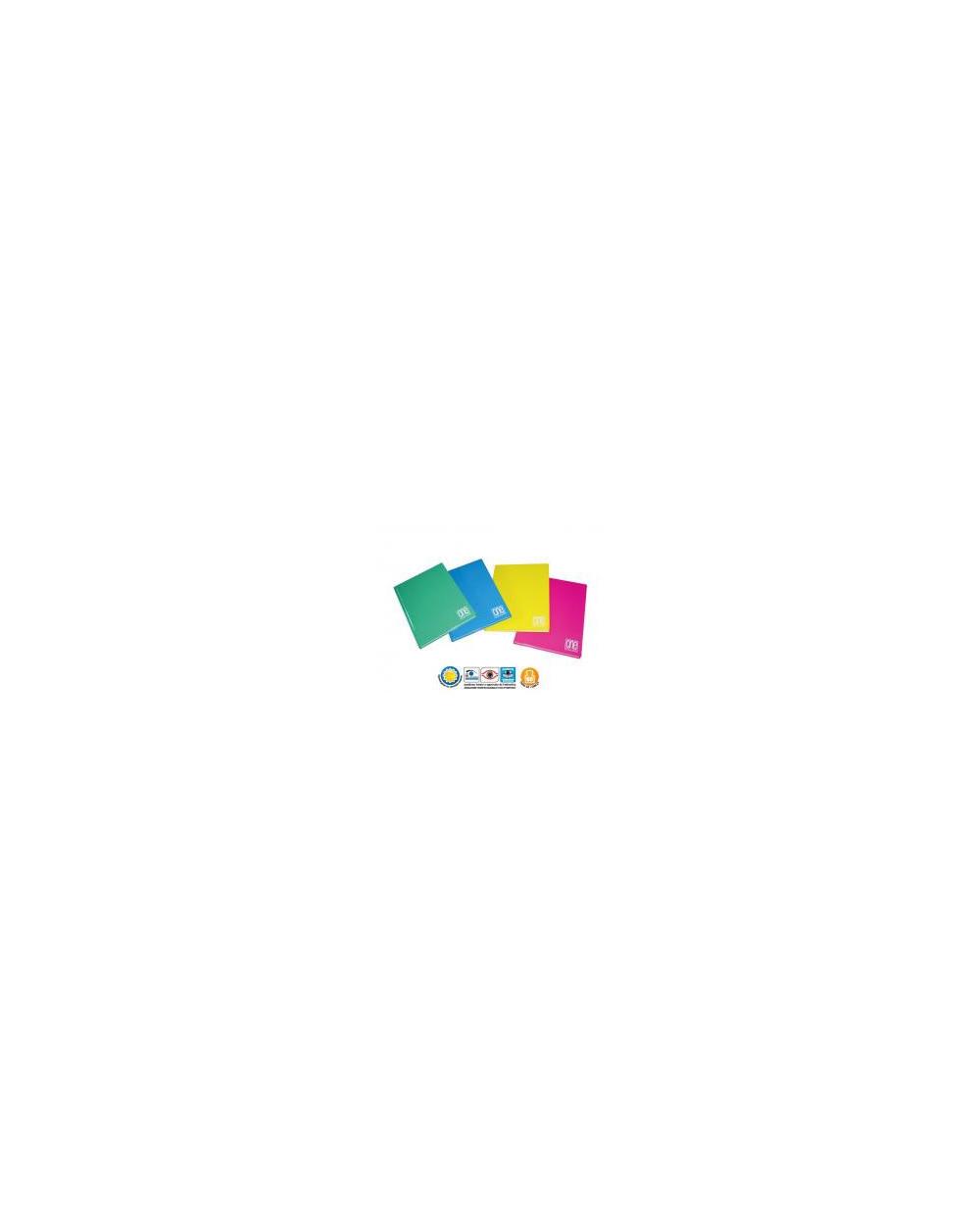 Тетрадка BLASETTI, A5 тв.корица, One Color, 144 л.ред, 60 г/м2