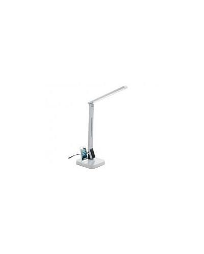 Лампа за бюро LED, зареждане на iPhone 5/6, 11 W