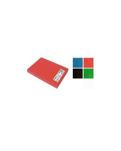 Корици картон кожа черни, А3, 230 г/м2, 100 бр.