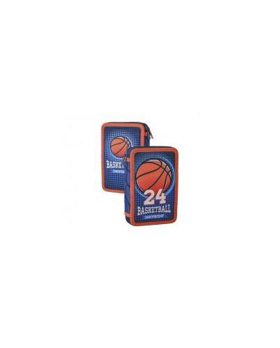 Несесер зареден двоен, Basketball, 12.5x19.5x5