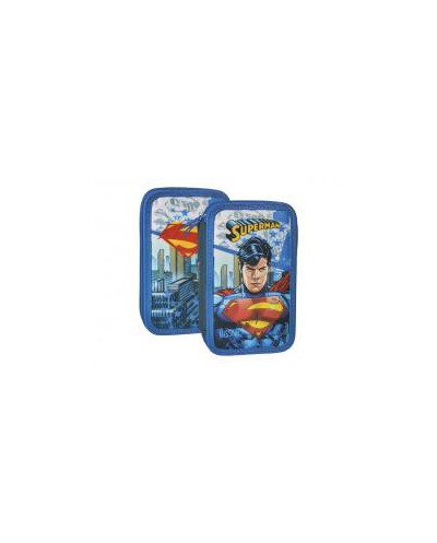 Несесер зареден двоен, Superman, 12.5x20.5x5