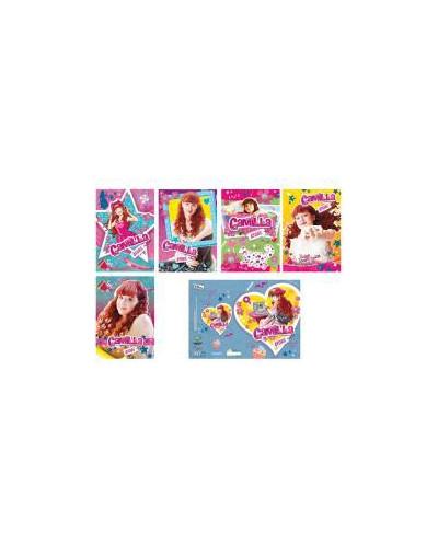 Тетрадка А4 UV Camilla Store, 42 л.ред, 80 г/м2