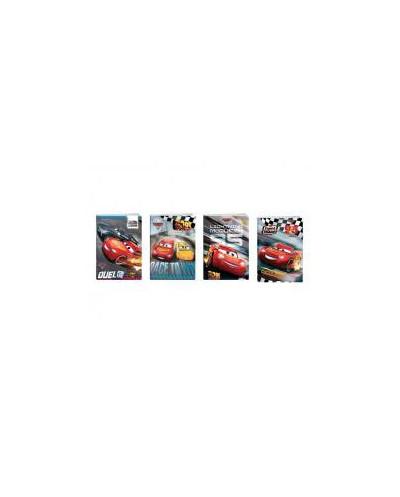 Тетрадка A5 2xUV Cars, 24 л.5х5 каре, 70 г/м2