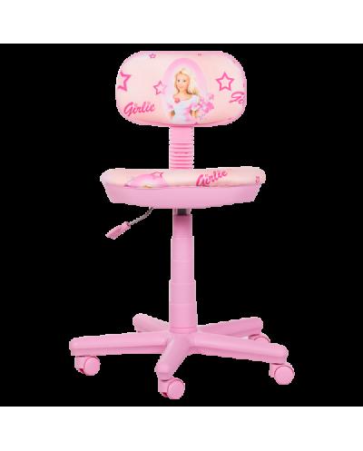 Детски стол Candy - розов