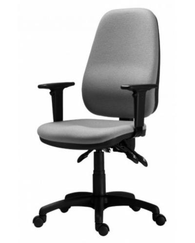 Офис стол 1540 ASYN сив BR06 - мостра