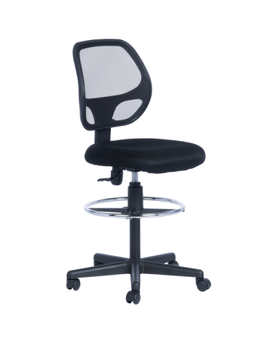 Офис стол Carmen 7553 - черен