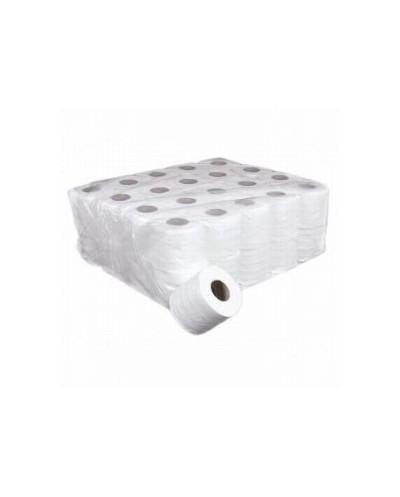 Тоалетна хартия Economy 100% целулоза, 48 бр., 80 g, трипластова