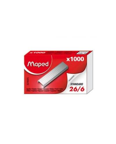 Телчета Maped N26/6 1000 бр.