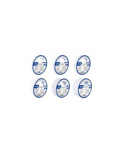 Лента двойнолепяща прозрачна 12 мм / 25 м