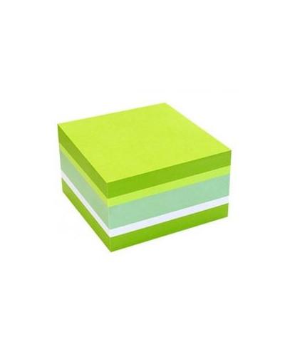 Самозалепващи листчета Office Point 75x75 mm, 450 л.