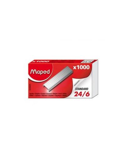 Телчета Maped N24/6 1000 бр.