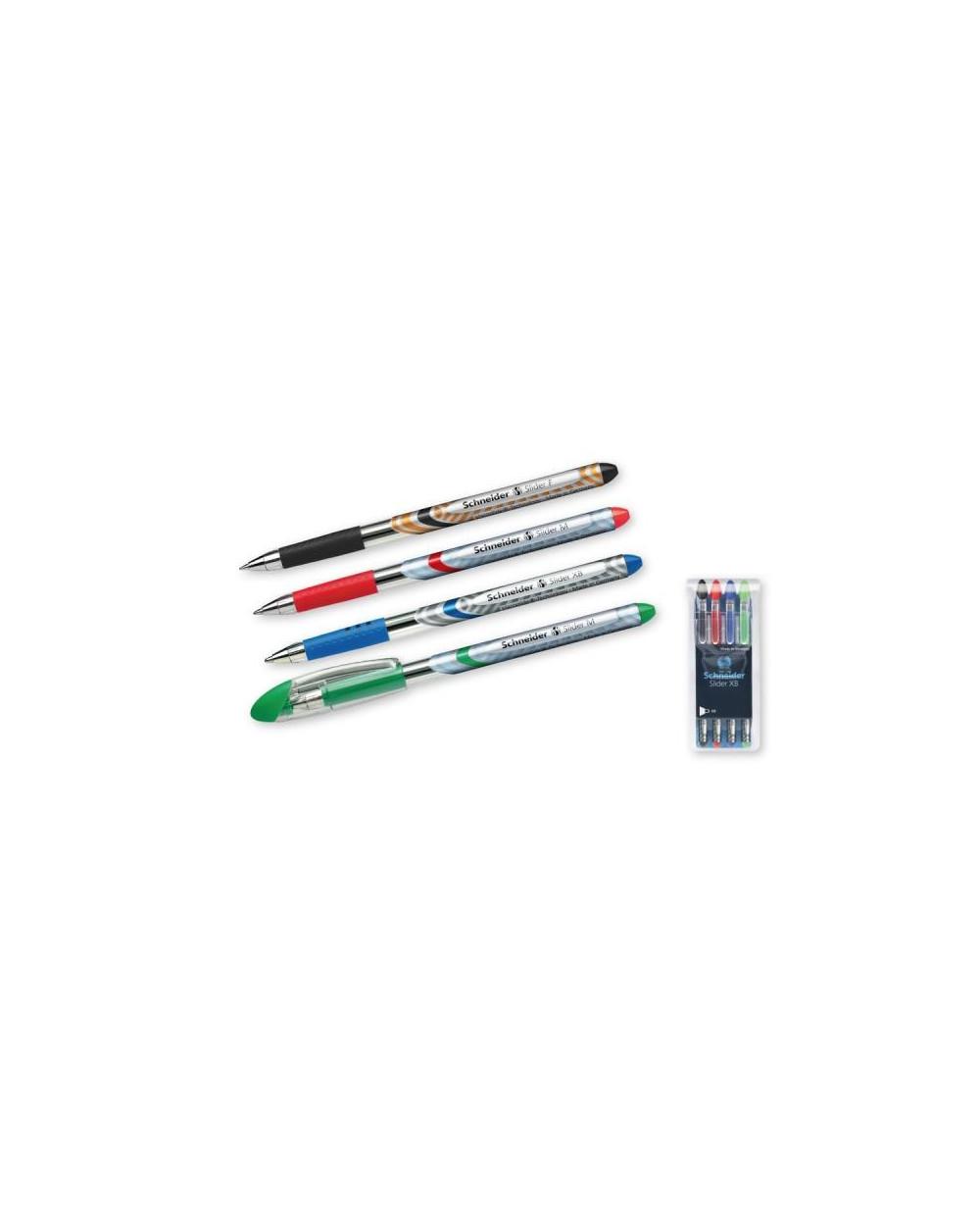 Химикалка Schneider Slider Basic M