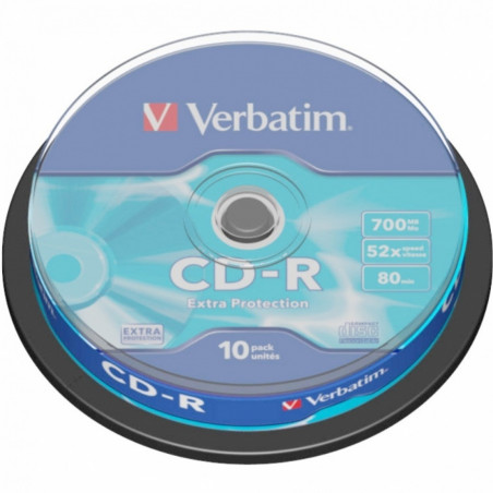 Verbatim CD-R шпиндел (10)