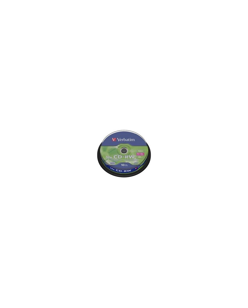 Verbatim CD-RW шпиндел