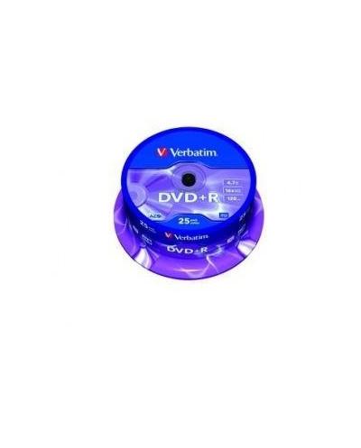 Verbatim DVD-R 4.7GB шпиндел